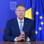 Klaus Iohannis încurajează: Restricțiile sunt doar de moment, unele activități la care renunțăm acum pot fi recuperate!